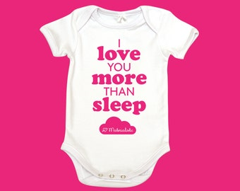 Love Sleep Onesie