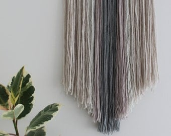 Soft Tones Wool WallHanging