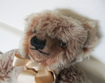 "Antique Merrythought Teddy Bear  Meet Miss Merry, a Merrythought Limited Edition Signed 20"" Mohair Teddy Bear all the way from England."