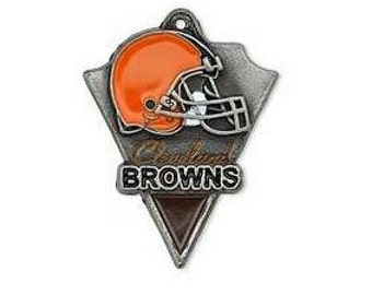Cleveland Browns Charm-Qty-1