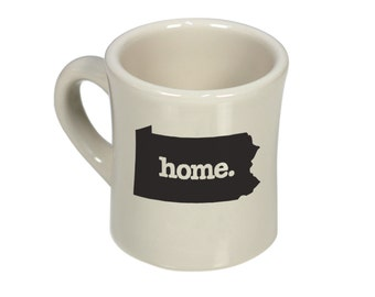 Pennsylvania home. Ceramic Coffee Mug