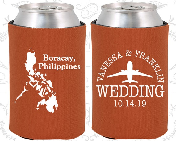 Wedding Gifts For Couples Philippines : Philippines Wedding Gifts, Coolies, Destination Wedding Favors ...