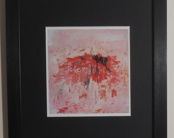 """Mounted and Framed - For Me Print by Philip Euston - 14"""" x 11"""""""