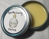 Apothecary Salve Olio Luxe Bestseller multipurpose natural skin healing balm