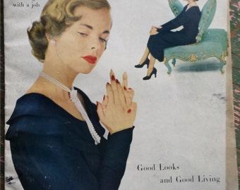 1947 Glamour Magazine-