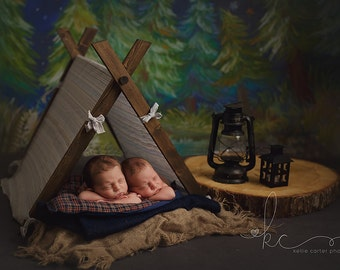 Newborn Photography Prop Tent Only