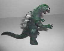 """Vintage 80s 1985 6"""" Imperial Godzilla Action Figure"""