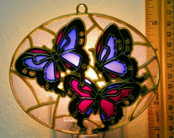 Butterflies Night Light