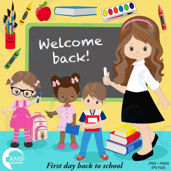 back to school clipart classroom clipart teacher clipart student rh catchmyparty com students talking in class clipart students in classroom clipart black and white