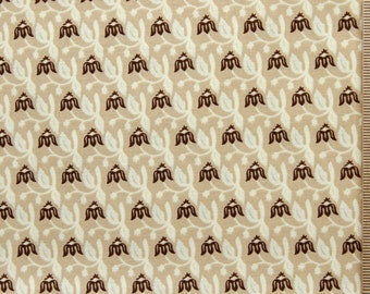 Clearance Joel Dewberry fabric Aviary Rose JD17 chocolate brown floral 100% Cotton Free Spirit Sewing quilting cotton fabric by the yard