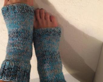 knitting Yoga Socks blue  Pilates Socks multicolor  Socks Dance Socks Slipper Socks Women  Socks  Colorful Hipster Socks Yoga active wear