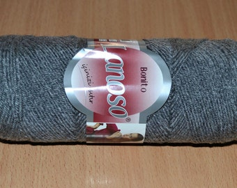 Warm yarn Lanoso Bonito Wool blend acrylic