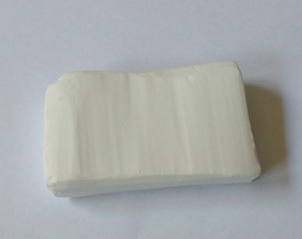 Handmade unscented soap
