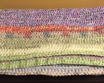 Odds and Ends Baby Blanket