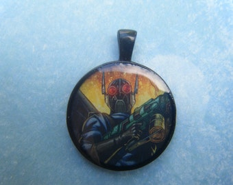 Batman: Firefly Pendant