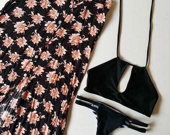 Puka x Hookipa Bikini Set in Vana