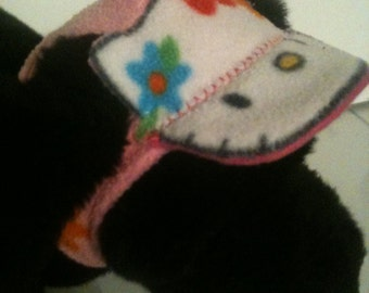 Hello Kitty Dog Hat
