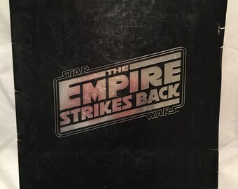 Empire Strikes Back / Star Wars Press Kit 1980 NO PHOTOS