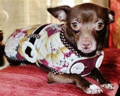 The Bark - Couture Dog Coat by JoeysCoat