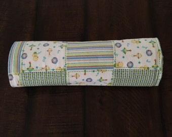 Inventory sale:Rubber duck rattle receiving blanket