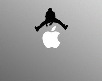 Leapfrogging Decal Laptop Sticker for Apple MacBook / Pro / Air