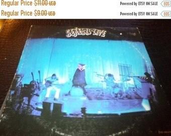 Save 30% Today Vintage 1974 Vinyl LP Record Genesis Live Very Good Condition 069