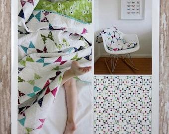 Butterfly Kisses Quilt Pattern - Moda- V and Co. - Vanessa Christenson - VC1229