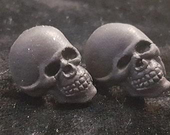 Small Skull Studs