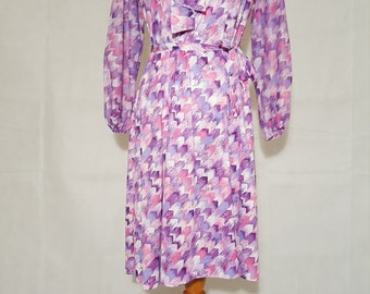Late 70s, 9 to 5, secretary dress