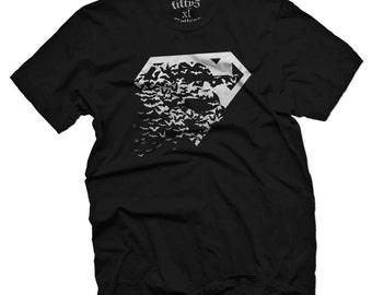 Super Bats Men's T Shirt