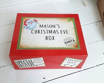 SALE-Christmas Eve Box