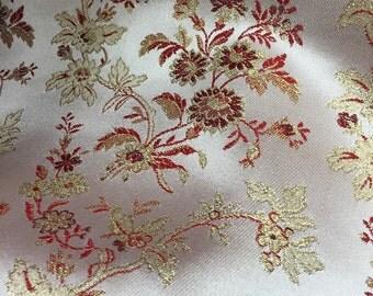 Asian Chinese Fabric Pattern