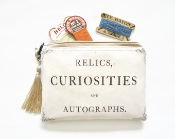 Waterproof Curiosities Storage Wallet
