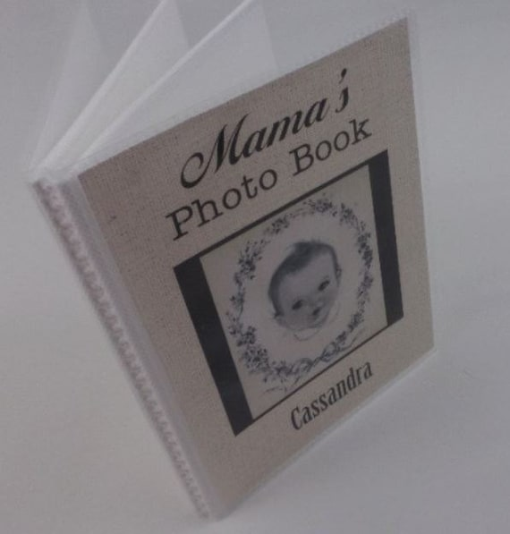 Baby Photo Album Personalized Baby Album Boy Or Girl Classic