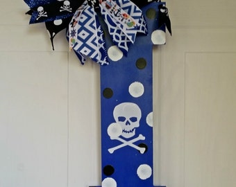 Pirate Letter, Pirate Birthday Party, Pirate Room,Pirate Decor,Jake the Pirate,Pirate Party