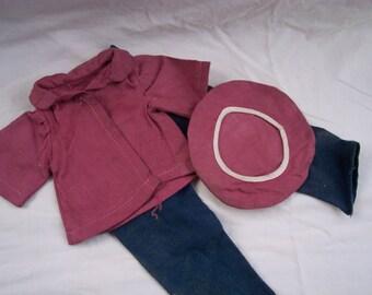 Doll Clothes - Three Piece Set -