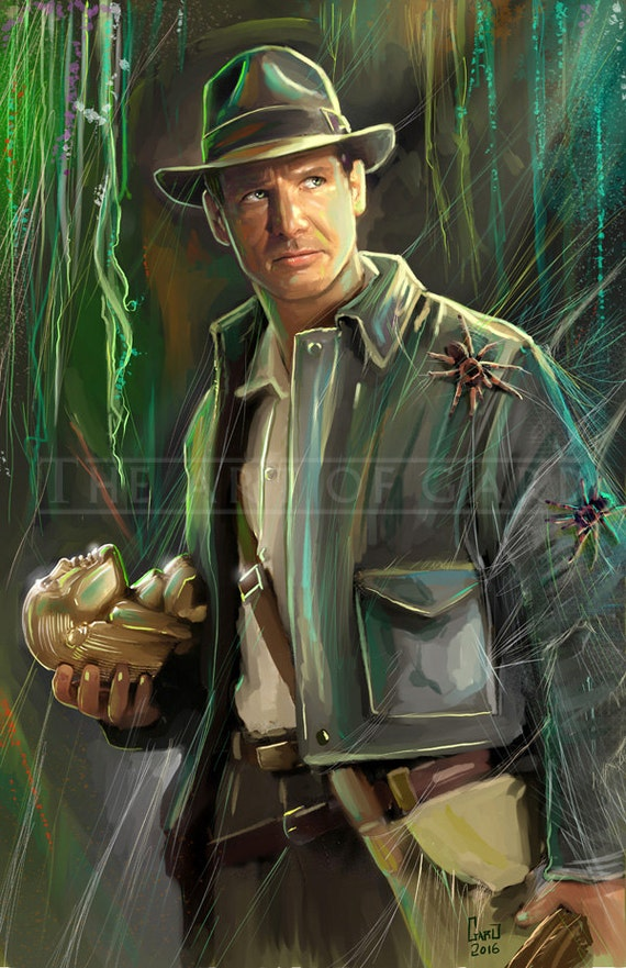 Indiana Jones (Raiders of the Lost Ark)
