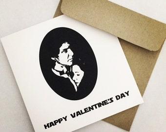 Star Wars Valentines Card