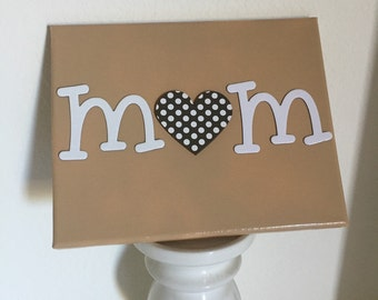 MOM wall decor, mothers day gift