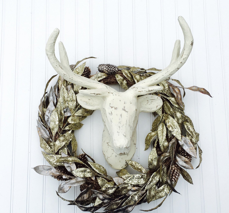 Make an Origami Reindeer | Diy origami, Origami reindeer, Origami ... | 1398x1500