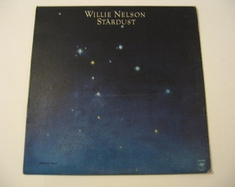 Willie Nelson - Stardust - 1978  (Vinyl LP)