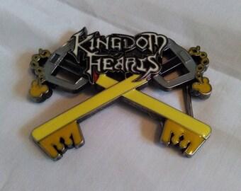 Belt buckle kingdom hearts belt buckle Disney belt buckle