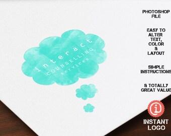 Premade Logo Design Instant Download - IL064