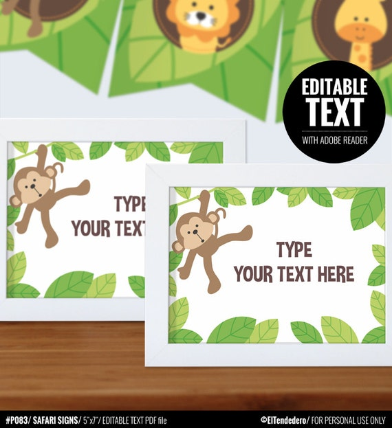 Safari Party Signs Printable And Editable Text Pdf By. Schedule Signs Of Stroke. Double Duct Sign Signs Of Stroke. Ks1 Signs Of Stroke. Sm Emg Signs. Symptom Stroke Signs Of Stroke. Struggling Signs Of Stroke. Scropio Signs Of Stroke. Oxygen Tank Signs Of Stroke