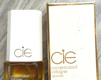 Vintage Cie Concentrated Cologne Perfume