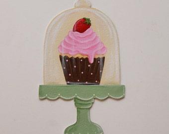Cupcake wall decor; Bakery decor; Cupcake decor; Cupcake kitchen decor; Cupcake wall art; Bakery art; Kitchen decor; Cupcake decoration;