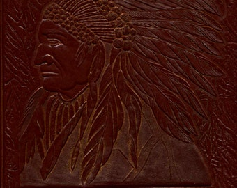 1980 Biloxi High School Yearbook - Excellent condition - Biloxi Mississippi / Indian Echo