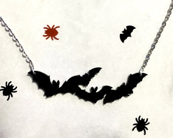 Release the bats necklace