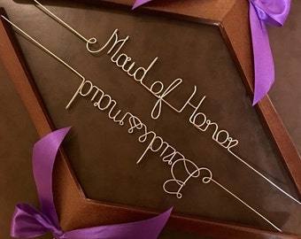 Maid of Honor hanger