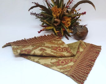 Decorative Table Runner - Small Decorative Chairside Table Runner
